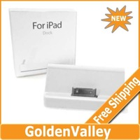 $10 off per $300 order Sync and Charging Docking Station with 3.5mm Audio Line-out for Apple iPad (White)