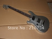 Wholesale -  most popular left hand silver grey PRS electric guitar