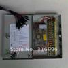New 16 Port 12V/15A DC Power Supply Box CCTV Security Camera W38