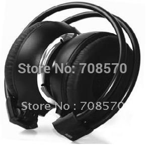 low price Infrared wireless stereo headphone (2 CH) for cars JY-2008IR