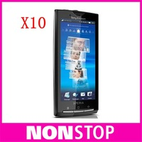 "X10i Unlocked Original Sony Ericsson Xperia X10 Cell phone 4.0"" Touch screen Android 3G GPS WIFI Camera 8MP"