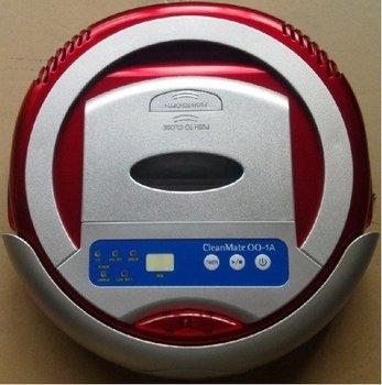 Robotic vacuum cleaner>Intelligent cleaner  QQ-1(red)