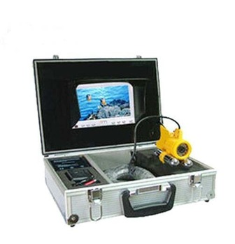 LCD Monitor + Underwater Camera Easy Fish Video System