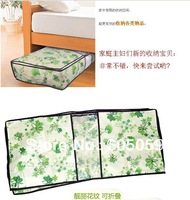 Bamboo charcoal quilt bag 70L under bed quilts storage bag cloths storage box UH071 160g/pcs