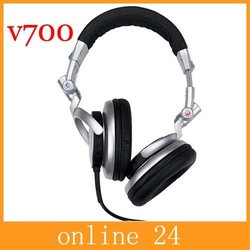 free shipping v700dj headphone v700 dj headphone high quality new boxed hot sell(China (Mainland))