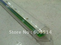 [Seven Neon]hot sell free DHL express shipping 50pcs 220V 100cm length waterproof led meteor light,led meteor shower tube
