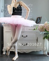 Free Shiping,New Adult Classical Ballet Tutu Professional Platter Hard Organdy Skirt /baby tutus