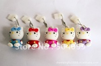 Free Shipping Wholesale Guaranteed full capacity Lovely KT usb flash drive 2GB,4GB,8GB,16GB,32gb,64gb