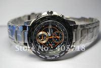 Brand New DSC_6677 Chronograph Sport  Stainless steel Men's watches watch wristwatch
