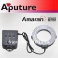 Aputure  camera Halo  Ring flash for macro photography ,fits for Canon /Nikon DSLRs cameras