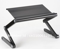 folding table,Laptop using on bed,Book Stand,Aluminum foldable laptop desk,bed tray,laptop bed tray