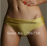 Free shipping 2012 Atmospheric noble ladies' swimmwear, hot swimwear, sexy swimwear, fashion swimwear for women Only pantiesSW89