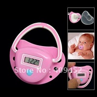 Digital Infant Baby Nipple Thermometer Health LCD TEMP 50056