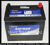 12v 46B24R MF Lead Acid Battery