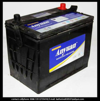 12v 46B24R MF Battery For Car