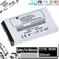 Best 860mah SNN5699A Battery For Motorola E398 E369 ROKR E1 Mobile Phone ( Free Shipment )