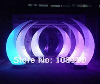 Colorful LED Christmas Inflatable Stars