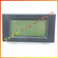 wholesale 10pcs/lot Digital Voltmeter AC 80-500V Blue LCD Alternating Voltage Digital Panel Meter+free shipping-10000445