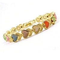 Totally Eye catching!! Free shipping !LADIES ELEGANT MAGNETIC BRACELET