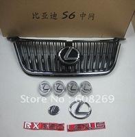 Wholesale BYD S6 modified the Lexus RX350net net net in the Lexus S6Kit/ Racing Grills/11 Piece Set