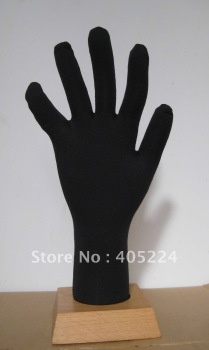 Dummy Mannequin Hands male foams bendable gloves Display hand mannequin golf/working/safety gloves hand mannequin