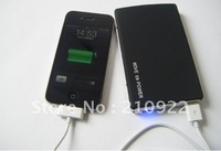 external battery 5800mAh Portable Power Bank for iPad, iphone,mobile phone 5