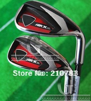 2012 New Golf Clubs X-HL irons Set 4-P.A.S (9pc)Graphite/shaft,Right Handed EMS Free Shipping