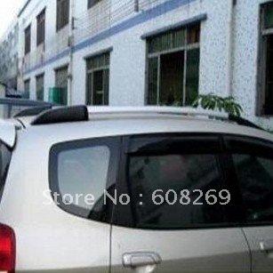 Wholesale   hatchback aluminum alloy luggage rack / shelf / travel / vertical rack roof rack