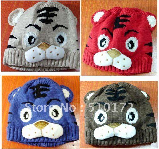 Beanie Hat Children Winter