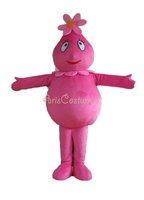 Foofa Mascot Costume Adult Character Costume Cartoon Costumes High Quality + Free Shipping