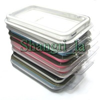 1000pcs/lot Bumper for iphone 4S 4G frame case with retial package DHL free shipping