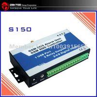 DHL Free Shipping ! GSM SMS Controller/burglar alarm/ security alarm with SIM card(8I/2O/USB Ports) S150