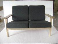 Hans J Wegner  GE 290 2 Seat Sofa