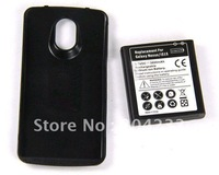 For Samsung Galaxy Nexus i515 Extended Battery with Back Cover 3800mAh free shipping 50pcs/ lot (CDMA)