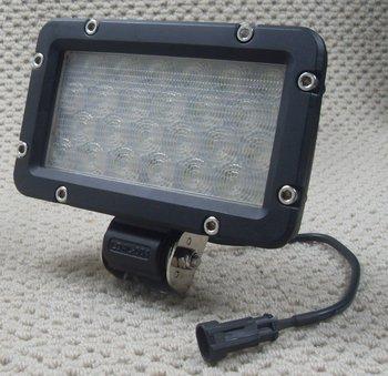 "2013 HOT!!!Free shipping!!New 7.5"" 24W auto truck LED work light/SUV/LED Boat light"