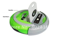 3 In 1 Multifunctional Cleanmate QQ-2L ,Robot Floor Cleaner (Auto Vacuum,Sterilize,Air Flavor),LCD Screen