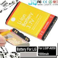 1000mah battery For LGIP-A850 C600 C610 C620 C630 C650 C680 C686 G5130 PM325 VX3200 VX3300 VX6100 S300 S5000 ( free shipment )
