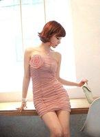 New style ladies fashion mercerized dress