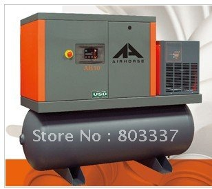 4kw screw type mini compressor (GHH air end)(China (Mainland))