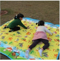 Baby crawling pad /picnic pad  fruit animal (Two-sided) (160*180*0.5CM)thickening02542