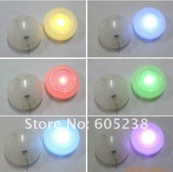 Free Shipping 10pcs/lot Bath Spa Lights UFO Recon Light