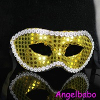 Free Shipping!Venice mask,Lace Sexy Mask.Masquerade Party Mask Pure Color Mask,Half Face Mask.Nine Colors Available Cmk030