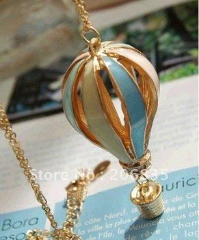 wholesale beautiful balloon Alloy Pendant Necklace