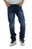 Free Shipping, HOT Sell Name Brand Pants, Straight Light  Blue Men's Jeans, Size W29-40