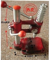 Different size fabric covered button machine   button tool  for fabric covered component