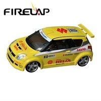 Firelap Mini Z RC Model L-413 1/28 4WD Swift Model drift rc car with 2.4GHz transmitter