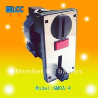 2012 Newest Various Multifunctional coin Mech DG600Fmulti  coin acceptor Technical Manual 2PCS IN 1 LOT