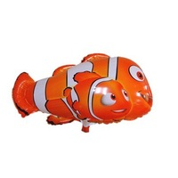 Nemo Fish Design Foil Balloon Helium Inflatable Balloon Toys