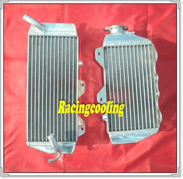 2008 2009 KAWASAKI KLX450 KLX450R KLX 450 R 08 09 new oversize aluminum radiator(China (Mainland))