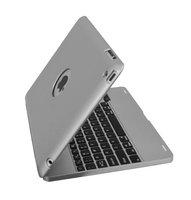 5X Rechargeable Built-in 4000mA Battery Bluetooth keyboard Case for iPad 2/ipad3, keyboard holder for ipad2/ipad3